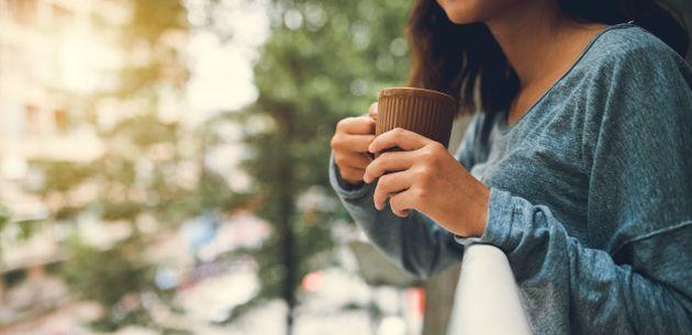 zena caj kava napitak