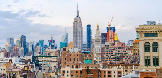 New York shopping ducani