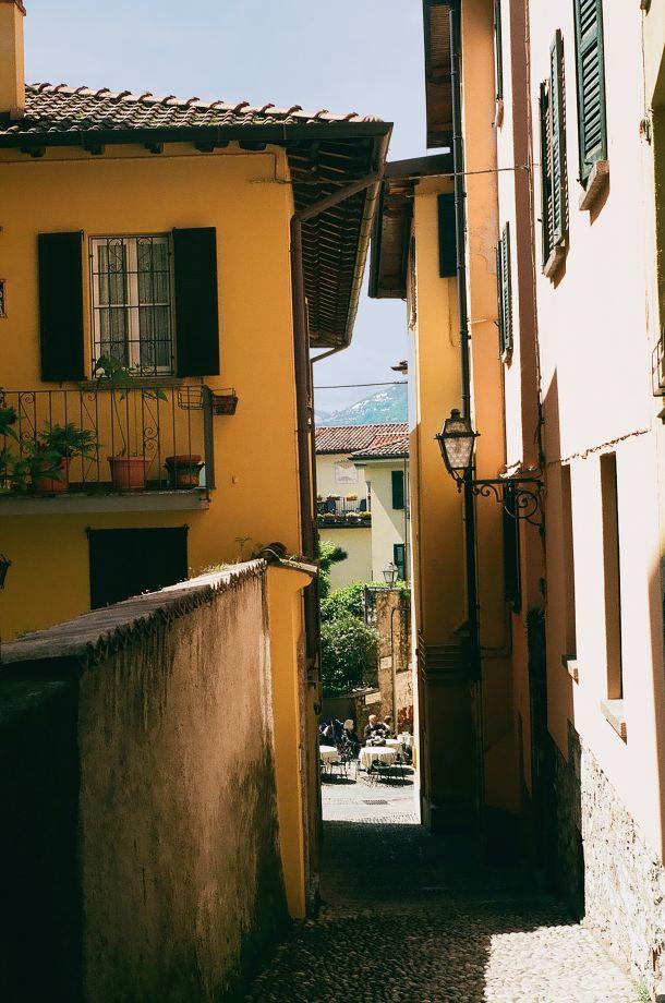 Como lake, Bellagio, Italy