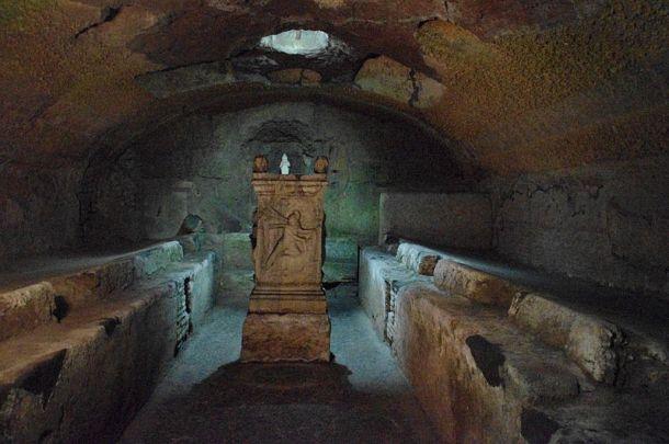 Mithraeum_San_Clemente_Rom