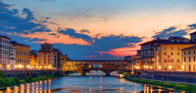 firenza italija most