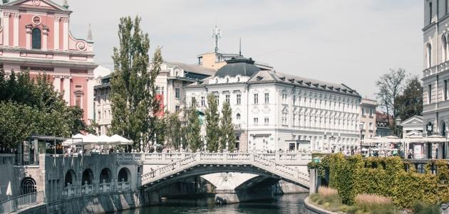 ljubljana glavni grad slovenija