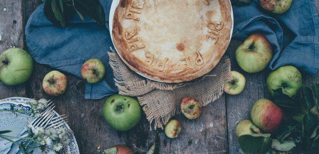 pita hrana jabuka