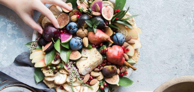 voće kolači hrana