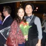Balerina Romany Pajdak i Mario Mise