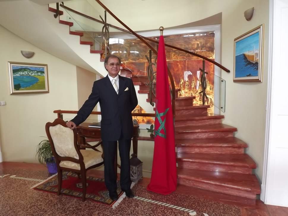 Njegova Ekscelencija Moulay Abbes El Kadiri