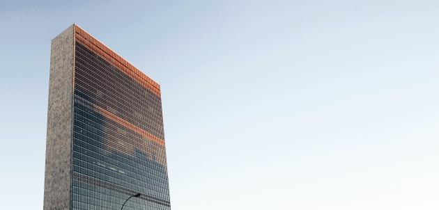 arhitekt Le Corbusier zgrada UN