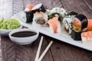 sushi s sezamo