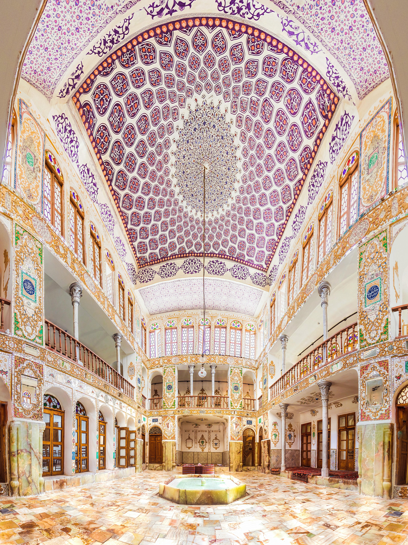 Moshir Almolk Historical House  Esfahan Iran