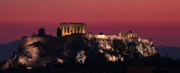 atena akropola grcka