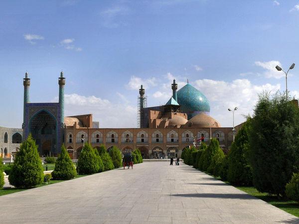 esfahan isfahan madsjed