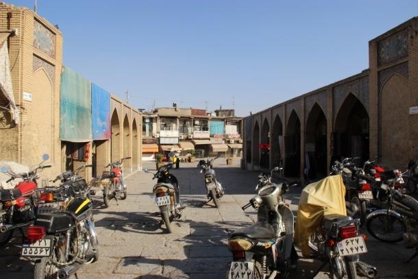 gradska povezanost isfahan