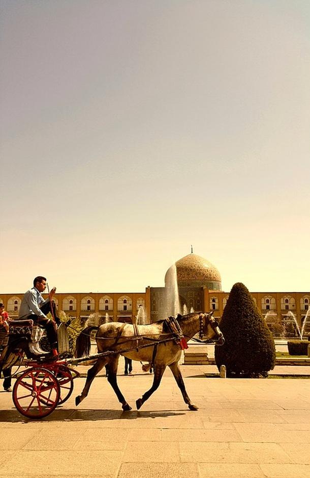 iran sahov trg isfahan