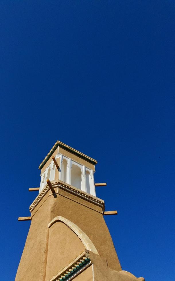 minaret isfahan