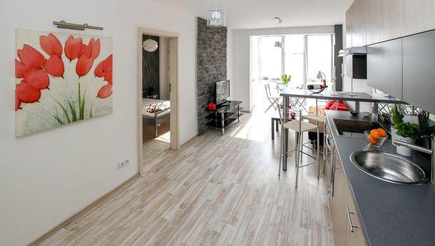 kuhinja interijer slika uređenje ideje