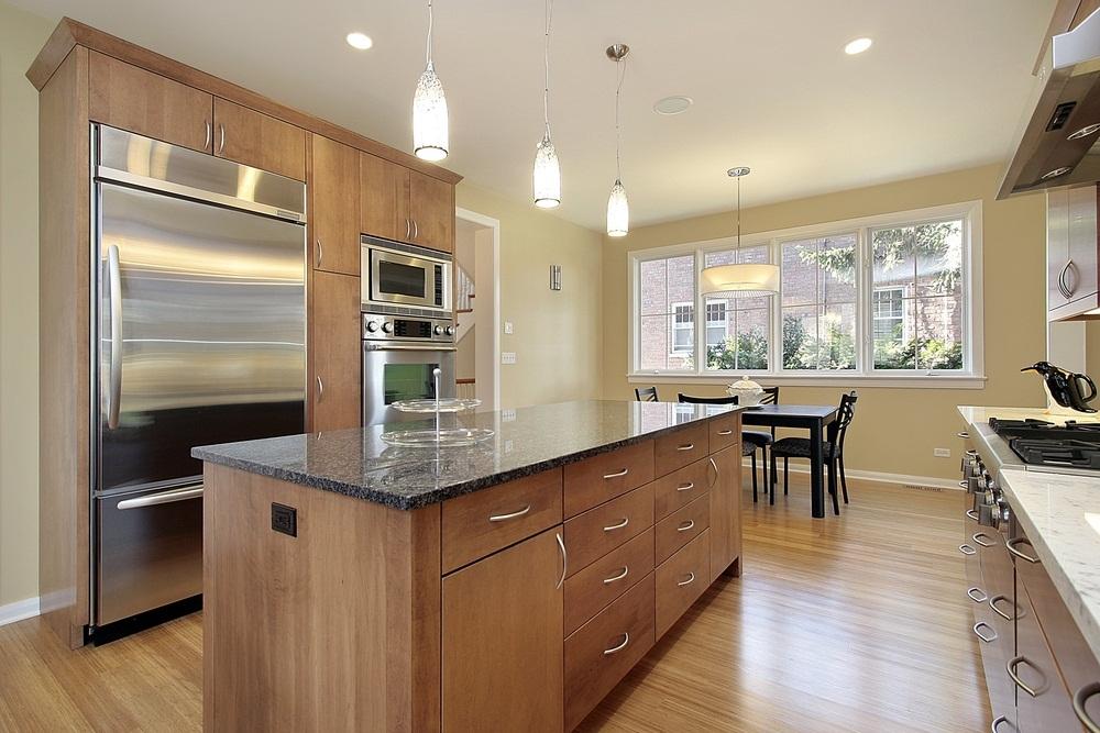 Transitional Style Flooring : Odabir prave boje u kuhinji wish