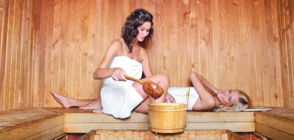 Sauna najljepše mjesto za opuštanje i zdravlje