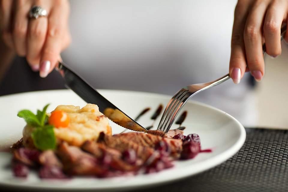 Umjerena porcija serviranja