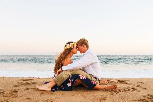 vjenčanje mladi valentinovo ljubav