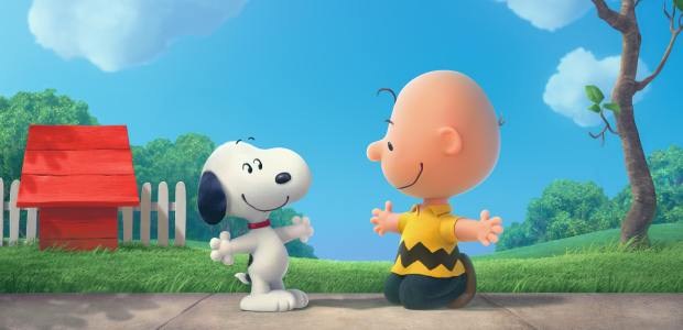 Peanuts: Charli Brown i Snoopy film
