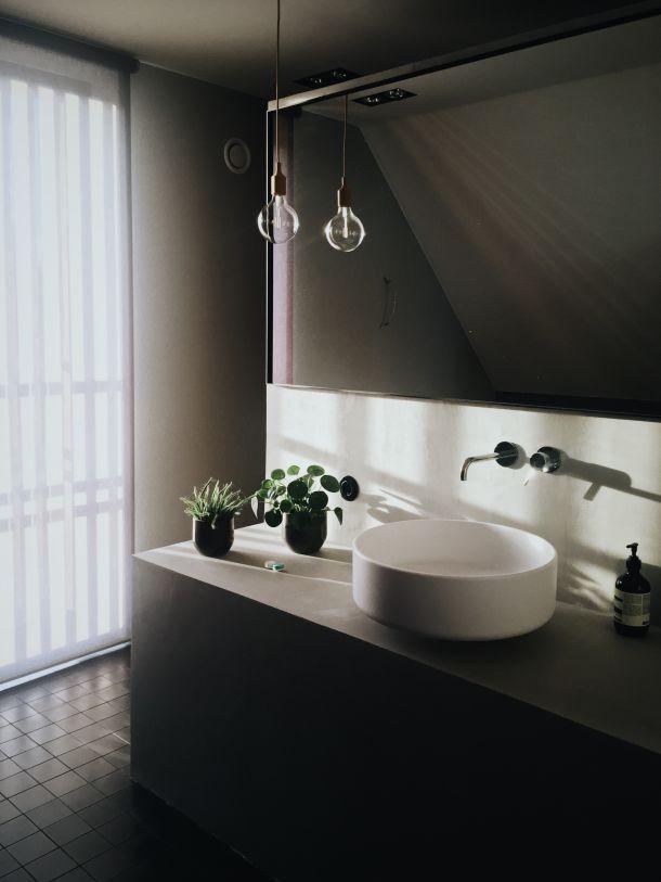 ogledalo kupaonica umivaonik