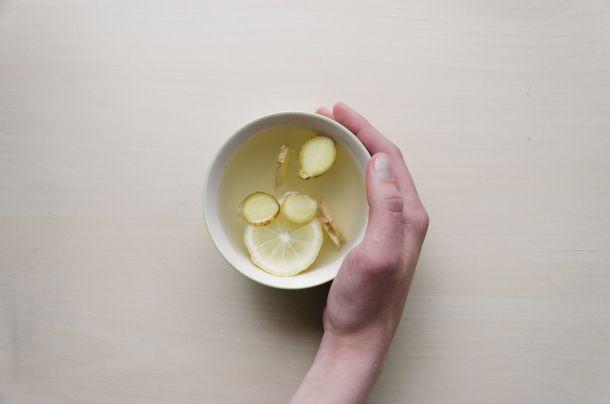 čaj od đumbira đumbir čaj