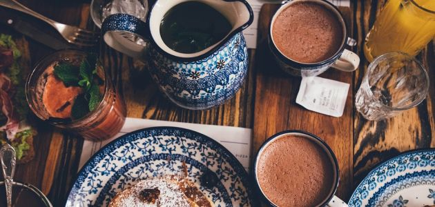 kava kakao čokolada vruća