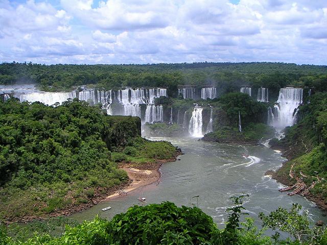 Vodopadi Iguazú