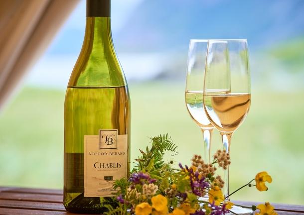 Chablis chardonnay bijelo vino