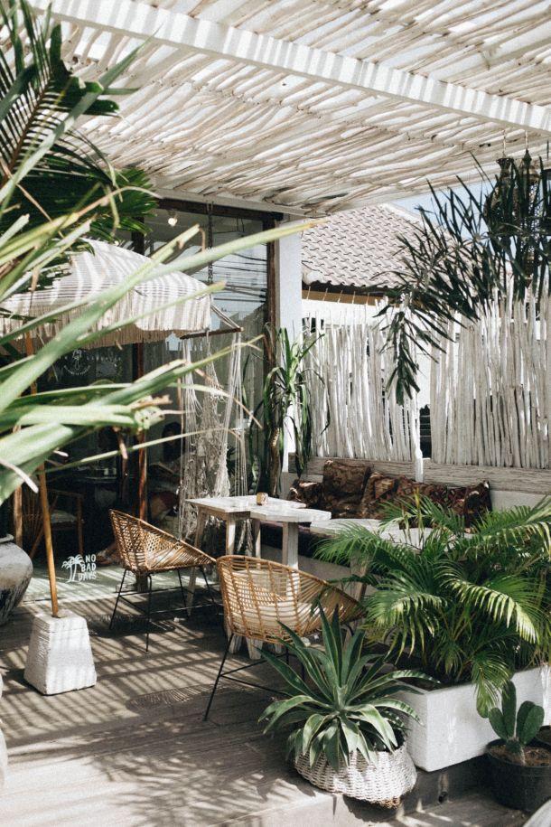 balkon terasa biljke