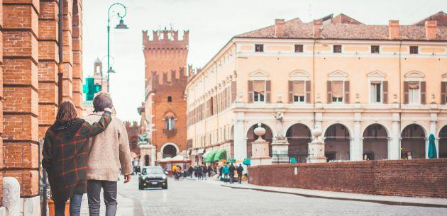 grad ferrara italija