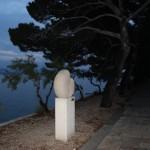 Skulptura na šetnici