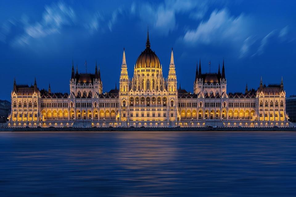 budimpešta parlament
