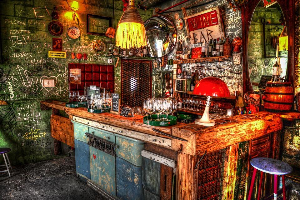 budimpešta restoran bar