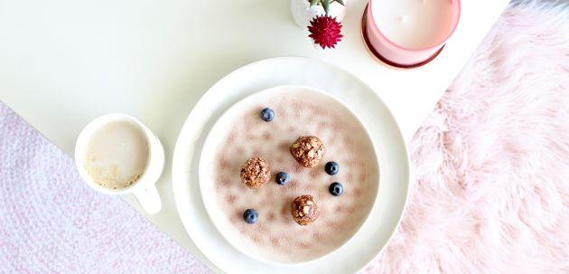 doručak hrana smoothie