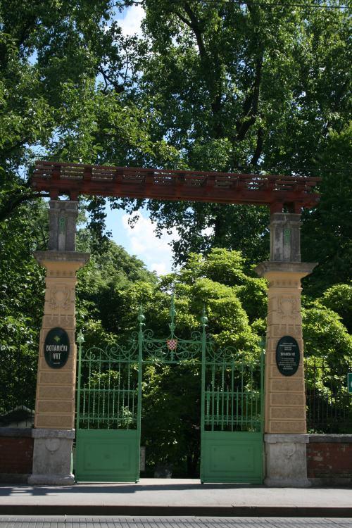 Botanicki Vrt Savrsena Oaza Mira Usred Zagreba Wish