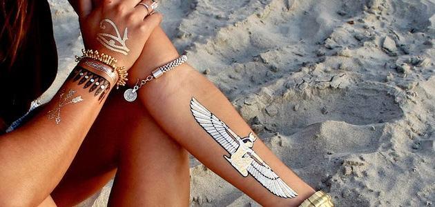 Ljetne tetovaže pronađite na najboljim online mjestima
