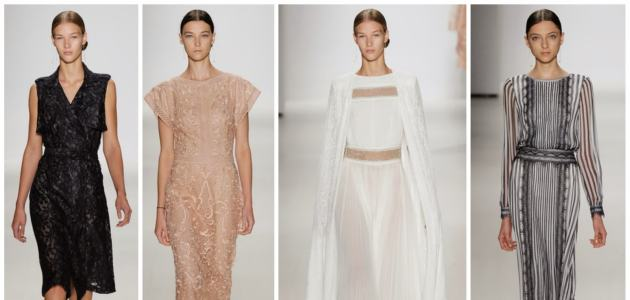 Fashion Week New York Spring/Summer 2015. collections