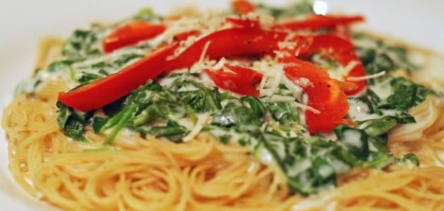 tjestenina-spinat