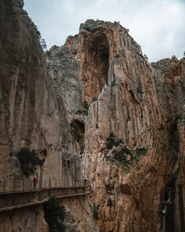 Caminito del Rey staza za pjesacenje spanjolska