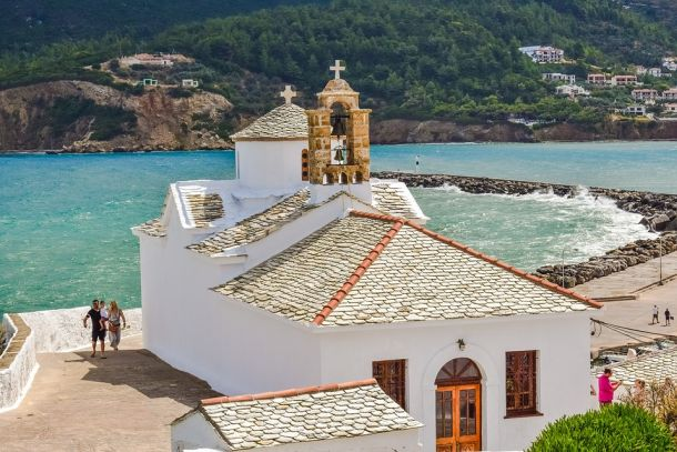 skopelos grčka otok