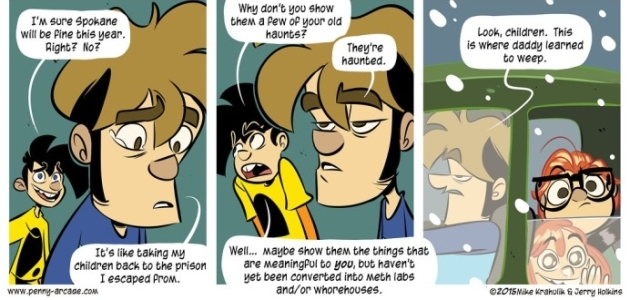 Strip slike stripa