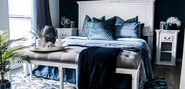 pospremanje krevet interijer