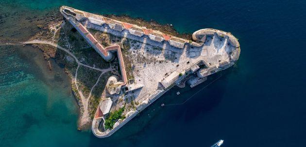 Šibenske tvrđave najprivlačnija mjesta ljeta