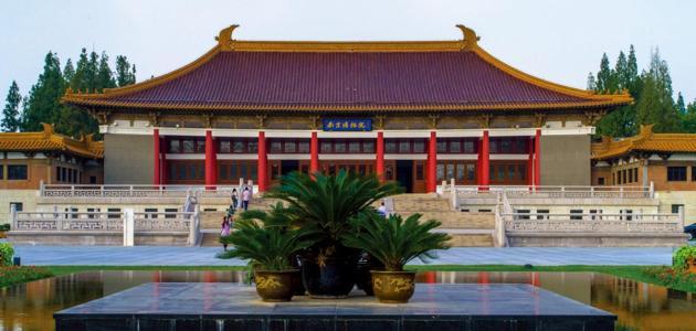 Grad Nanjing raskršće Kine