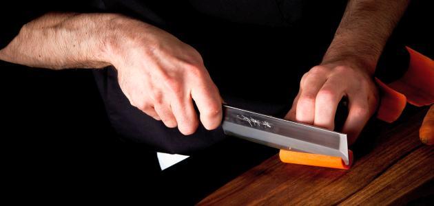 Kako održavati kuhinjske noževe?