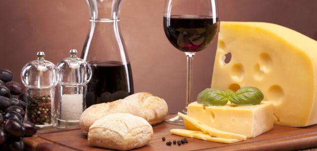 Sir i vino – suprotnosti se privlače