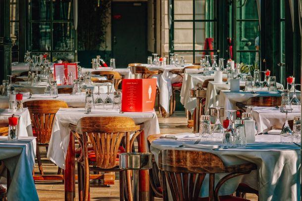 restoran restorani interijer