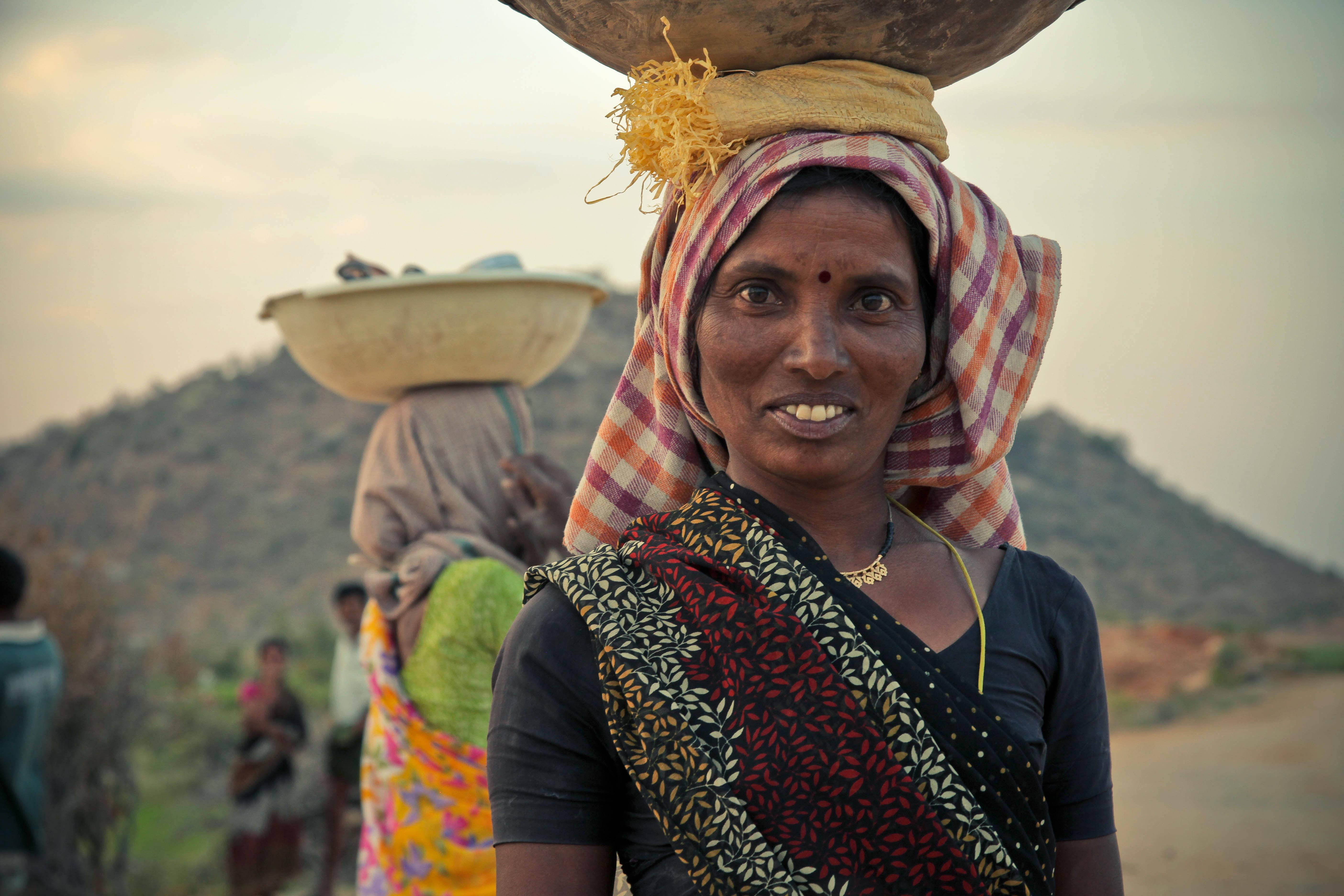 žena indije