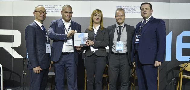 Dodjela nagrade REXPO Adriatic 2016